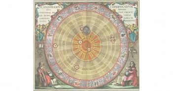 Хелиоцентричниот систем на Никола Коперник