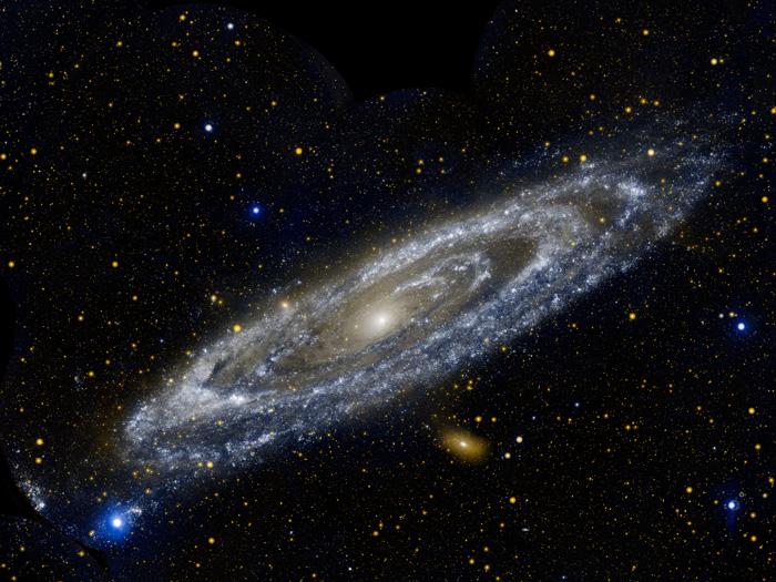 Галаксијата Андромеда - М31