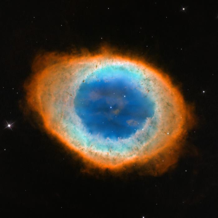 Ring nebula - M57