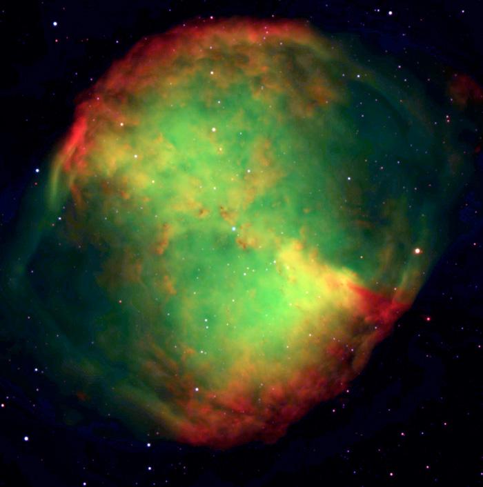 Dumbbell nebula - M27