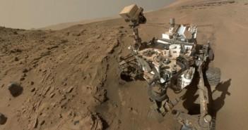 Роверот Кјуриосити со својата лабораторија откри метан на Марс. Извор: NASA, CC BY-SA
