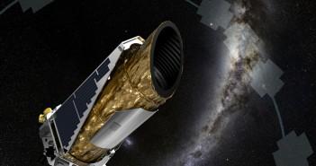 Најпознатиот ловец на егзопланети, вселенското летало Кеплер за време на мисијата К2. Извор: NASA Ames/JPL-Caltech/T Pyle
