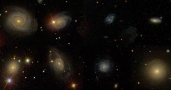 Експлозиите, наречени Ia тип на супернова, овозможувааат на астрономите да извршат мерење на растојанијата меѓу галаксиите и да ја мерат стапката на ширење на нашиот универзум. Заслуги: СДСС