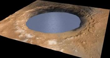 Под површината на Марс најверојатно се крие течна вода