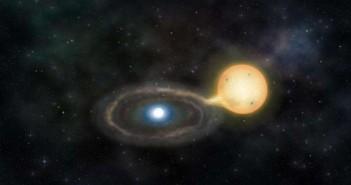 Сателитот Гаја и астрономи аматери забележуваат уникатна ѕвезда
