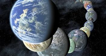 Во секој планетарен систем има планети слични на Земјата