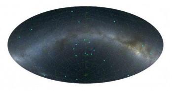 Откриена огромна структура со пречник од 5 милијарди светлински години