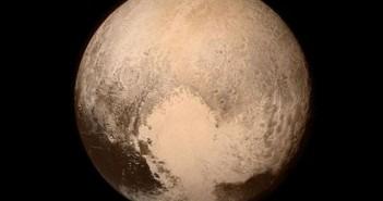 Слика од Плутон Заслуги: НАСА (NASA)