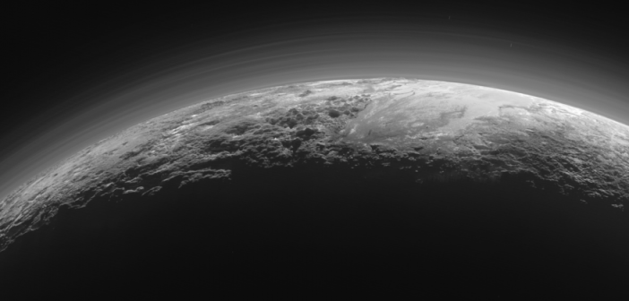 Заслуги: NASA/JHUAPL/SwRI