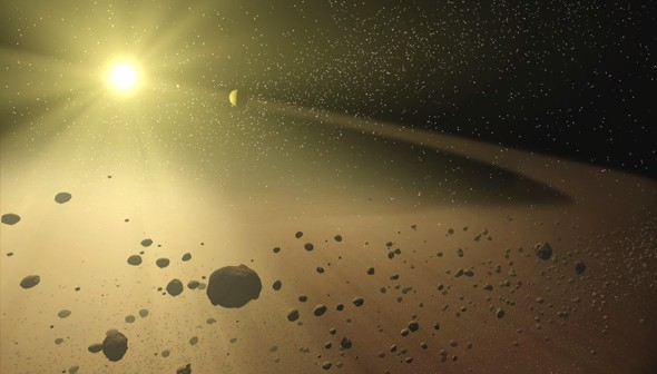 Мистериозната ѕвезда веројатно не е показател за вонземска цивилизација