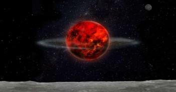 Гравитациските интеракции на мали тела на Земјата и Месечината во брзо време по создавањето. Извор: Лаетила Лалила