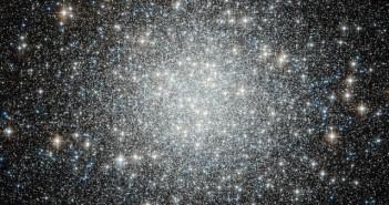 Слика 1: Глобуларен кластер M53 снимен од Хабл. Заслуга: НАСА/ЕСА/ХСТ