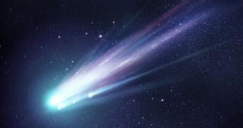 Ударите на остатоци од комети на Земјата се несомнени, велат научниците. Извор: Solarseven/Shutterstock.