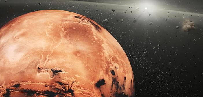 Колку е долг денот на Марс?