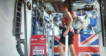 Tim-Peake-marathon-space