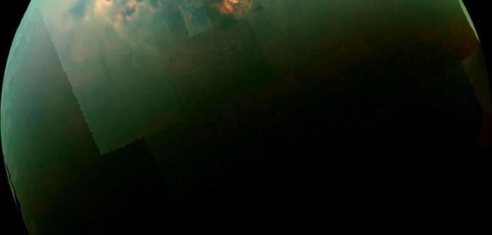 Касини ги истражува морињата од метан на Титан