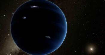Илустрација на планета 9.