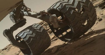 Роверот Кјуриосити откри докази за антички вулкански експлозии на Марс