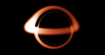 Јамкастата квантно гравитациска теорија нуди поглед по хоризонтот на настани