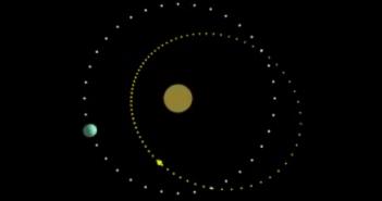 """""""Втора месечина"""" на Земјата"""