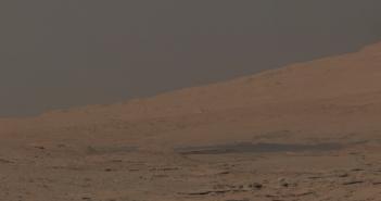 Прекрасно заоѓање на месечината Фобос на Марс