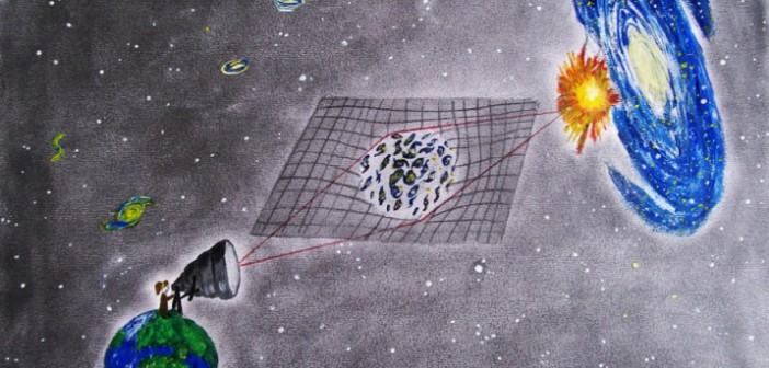 Ја измеривме стапката на супернова експлозиите во раниот Универзум преку гравитациски телескоп
