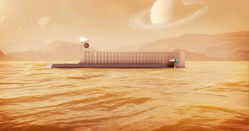 НАСА планира да испрати подморница на Титан
