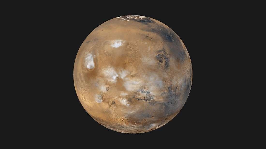 Ново истражување покажува дека живот на Марс е можен