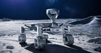 Ауди планира наскоро да слета на Месечината