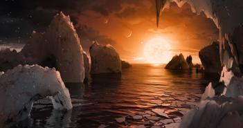 НАСА открива планети со голeмина на Земјата во систем оддалечен од нас 40 светлински години