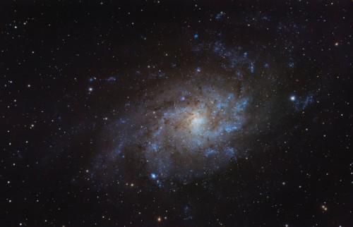 M33 – Галаксија Триаголник