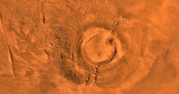 Вулкан на Марс згаснал во исто време со животот на диносаурусите на Земјата