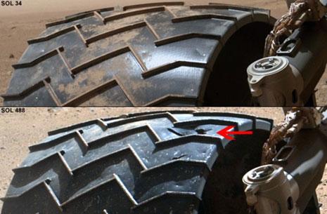 Оштетување на површината на тркалата
