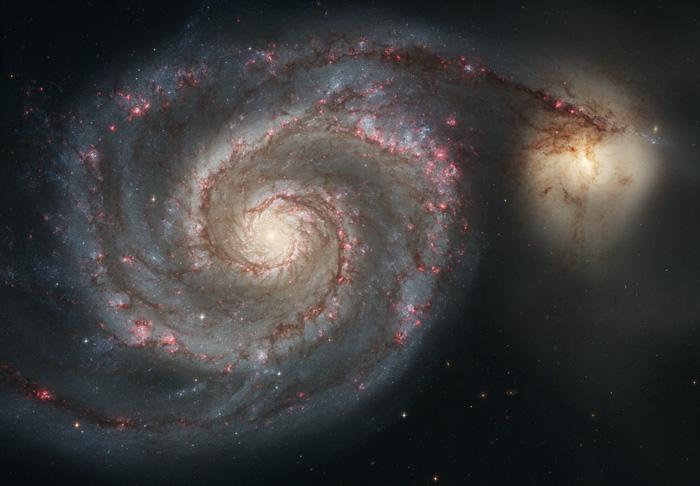 Whirlpool Galaxy - M51