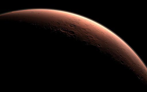 Црвената планета