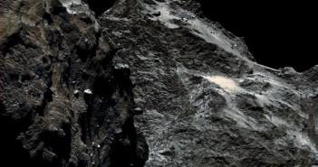 Спектакуларна снимка на комета направена од Розета