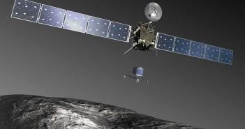 Денес! Прво слетување на комета во историјата