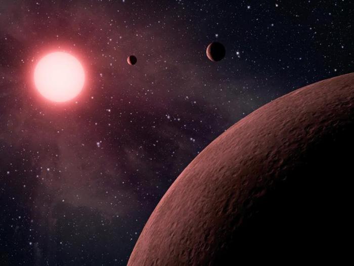 Врелите ѕвезди ги уништуваат условите за живот на околните планети
