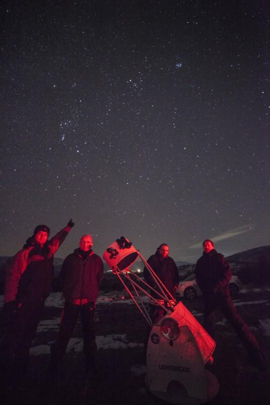 Комета C 2014 Q2 Lovejoy