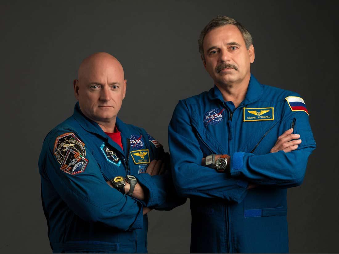 Една година живот во Вселената – лансирање денес