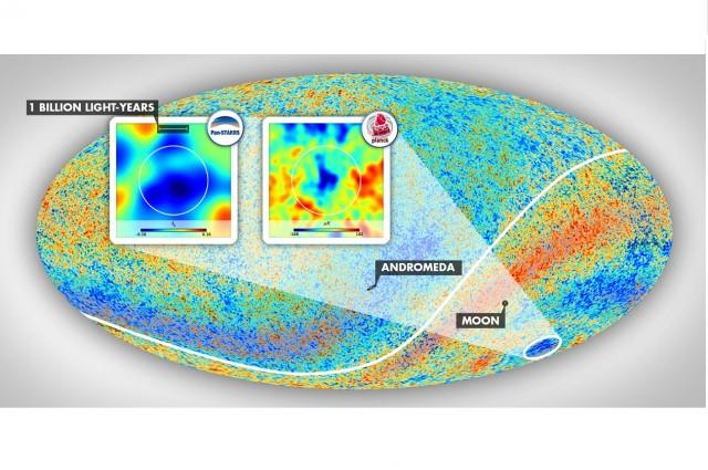 Астрономите можеби ја пронајдоа најголемата структура во Универзумот