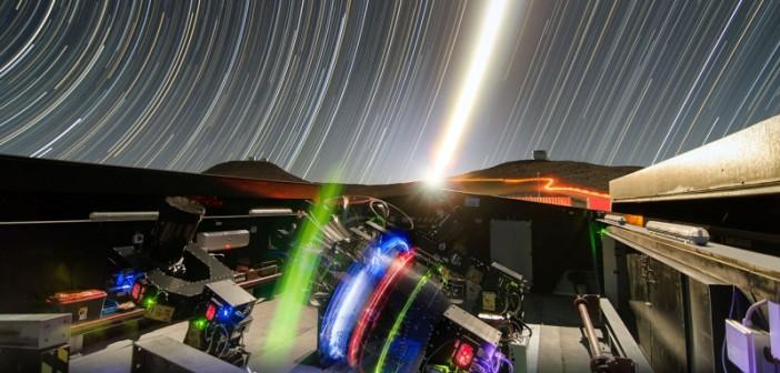 Нов ловец на екстрасоларни планети на Паранал