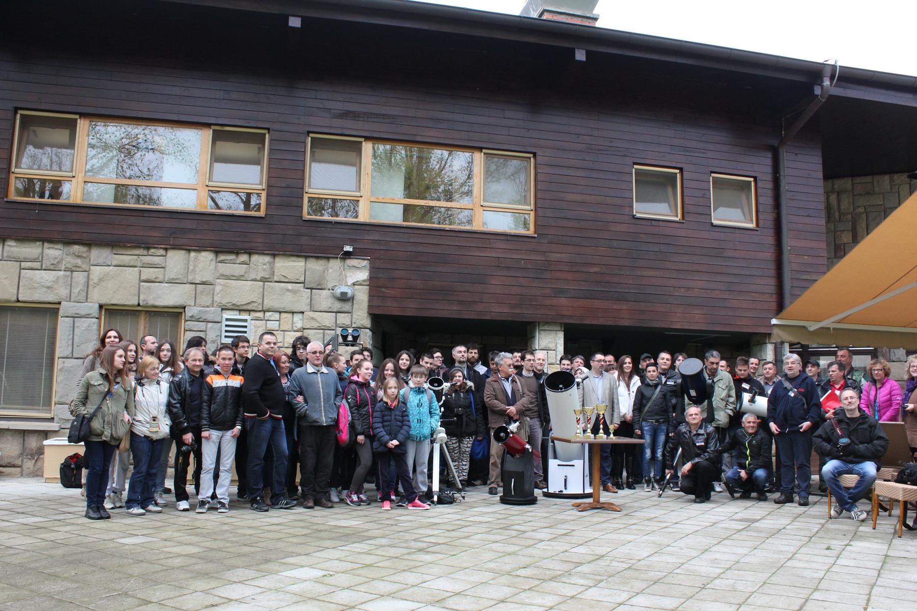 Групна фотографија на сите учесници