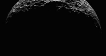 Зора го здогледа северниот пол на Церера