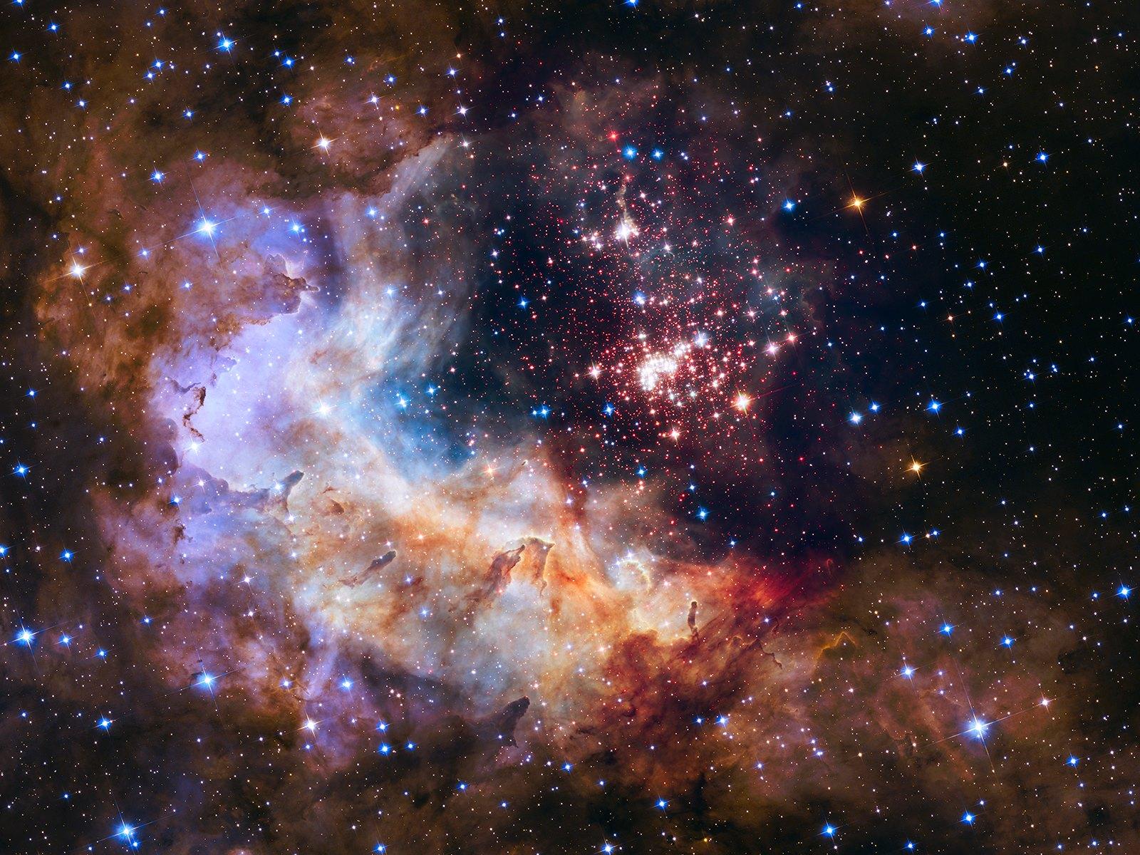 Музика по повод 25-годишнината од телескопот Хабл направена од наш читател