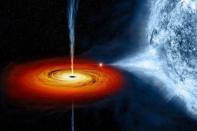 Не плашете се од паѓање во црна дупка - можеби ќе продолжите да живеете како холограм