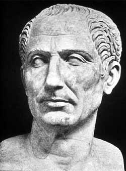 Гај Јулије Цезар (100 – 44 год. п.н.е)