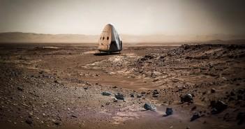 На овој начин SpaceX планира да слета на Марс
