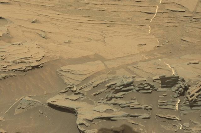 """""""Лебдечка лажица"""" на Марс"""