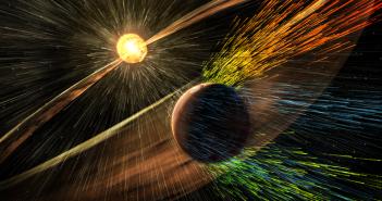 Брзината со која Марс ја губи својата атмосфера